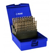 DRILL BITS COBALT SET 1-10MM