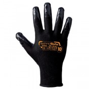 NITRILE COATED SYNTHETIC GLOVE