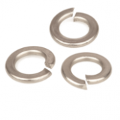 SPRING WASHERS DIN127 INOX