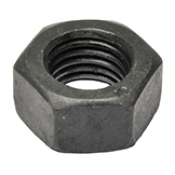 NUTS BLACK SAFETY 8.8 DIN 982