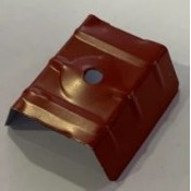 METAL CAP FOR ROOFING