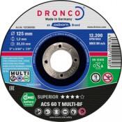 CUTTING DISC METAL-INOX-STONE
