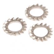 SAFETY WASHERS DIN6798 INOX