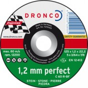 CUTTING DISC TILE-STONE DRONCO